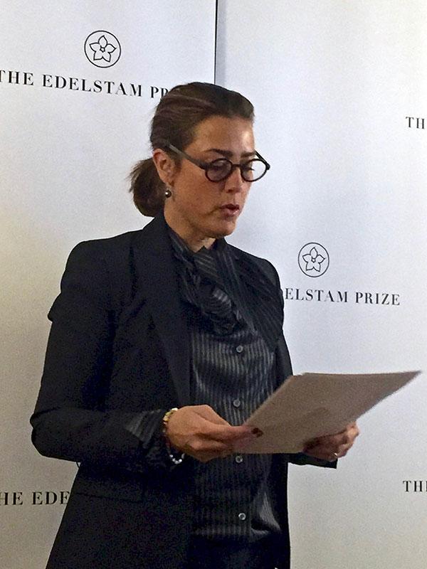Caroline Edelstam